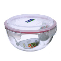 GLASSLOCK/三光云彩韩国钢化玻璃保鲜盒创意饭盒保鲜碗MBCB400