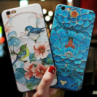 苹果x手机壳6splus女款iphone xs max软硅胶xs全包防摔7p潮牌8plus新款8x保护套薄磨砂个性创意