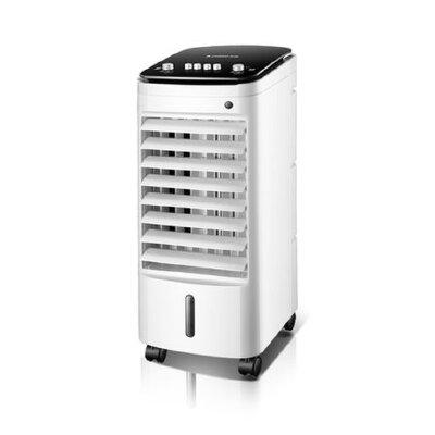 志高 空调扇制冷器冷风机家用宿舍风扇单冷型加湿小型移动水冷空调 送五块冰晶 送扳手