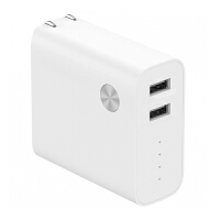 华为移动电源快充版20000毫安 充电宝双USB口双向快充大容量锂离子电芯小电流可上飞机 小米苹果三星手机通用 AP2
