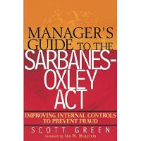 【预订】Manager'S Guide To The Sarbanes-Oxley Act: Improving