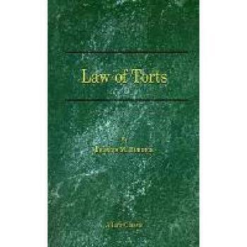 【预订】The Law of Torts: A Concise Treatise on the Civil 美国库房发货,通常付款后3-5周到货!