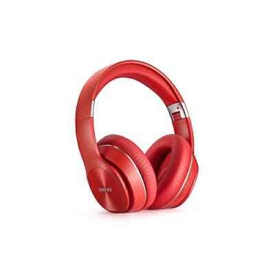 Edifier/漫步者 W820BT无线蓝牙耳机电脑游戏手机头戴式运动跑步HIFI耳麦男女通用可接听电话低音炮麦克风 四色震撼低音
