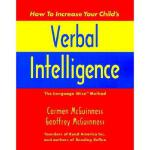 【预订】How to Increase Your Childs Verbal Intelligence: The
