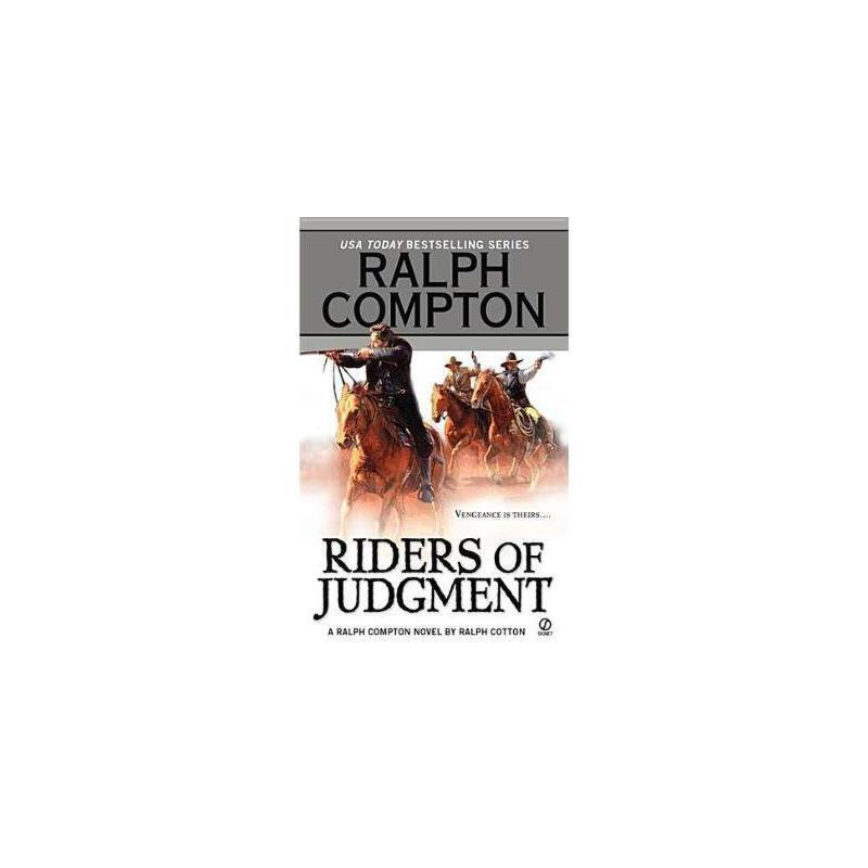 【预订】Ralph Compton Riders of Judgment 美国库房发货,通常付款后3-5周到货!