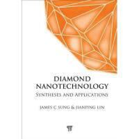 【预订】Diamond Nanotechnology: Synthesis and Applications