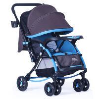 宝宝好720N/720W婴儿推车四轮婴幼儿童手推车轻便可折叠可平躺伞车BB车