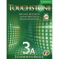 【预订】Touchstone 3A Student's Book [With CD]