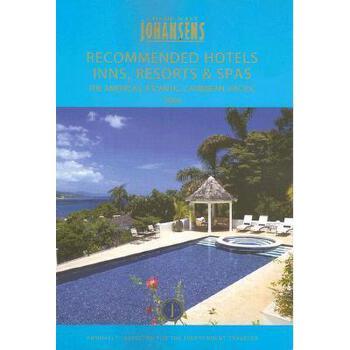 【预订】Recommended Hotels, Inns, Resorts & Spas - The 美国库房发货,通常付款后3-5周到货!