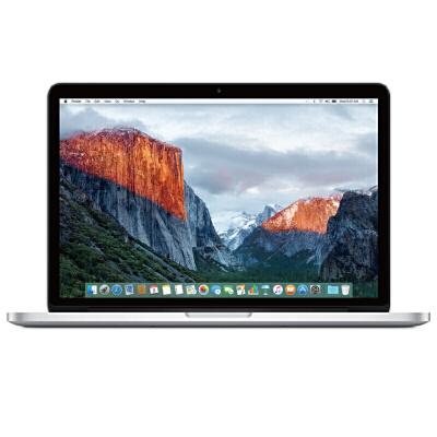 Apple苹果  MacBook Pro MF839CH/A 13.3英寸笔记本电脑 i5 8G内存 128G固态硬盘 银色官方标配15年上市 正品国行 全国联保 支持验证!