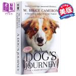 【中商原版】一条狗的使命2:一条狗的旅程(电影封面版)英文原版 A Dog's Journey 治愈成长 宠物 小说