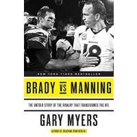 [二手8成新]Brady Vs Manning /Gary Myers Crown Archetype, 201