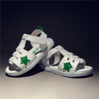 儿童凉鞋男童鞋子中大童小童男孩夏天小学生女童新款