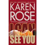 【正版全新直发】I Can See You Karen Rose(卡伦・罗斯) 9780446538350 Grand
