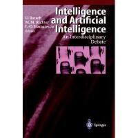 【预订】Intelligence and Artificial Intelligence: An