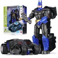 变形玩具黑暗骑士模型机器人汽车飞机儿童玩具