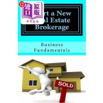 【中商海外直订】Start a New Real Estate Brokerage, Economically!: T