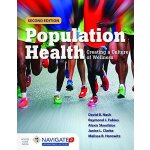 英文原版Population Health: Creating a Culture of Wellness人口健康