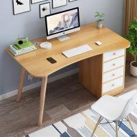 【领券到手价68元】电脑桌电脑台式桌家用学生桌卧室书桌办公桌子简易现代简约写字台