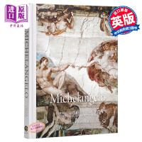 【中商原版】米切朗基罗作品解析 英文原版 Michelangelo: A Portrait of the Greatest Artist of the Itali 艺术研究