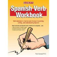 【预订】Spanish Verb Workbook