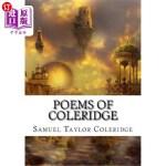 【中商海外直订】Poems of Coleridge