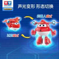 超级飞侠第七季乐迪小爱奥迪双钻超级装备声光变形机器人炫酷玩具