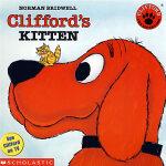 Clifford's Kitten大红狗和小猫  9780590442800