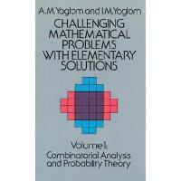 【预订】Challenging Mathematical Problems with Elementary