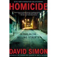 【预订】Homicide: A Year on the Killing Streets