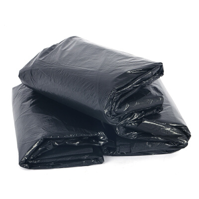 大垃圾袋批发 黑色平口大码垃圾袋 物业加厚超大号垃圾袋120x140 130X140特厚款 50个 黑 加厚 发货周期:一般在付款后2-90天左右发货,具体发货时间请以与客服协商的时间为准