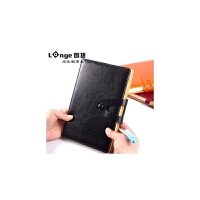 日记本平装搭扣本子笔记本文具A5创意办公用品记事本
