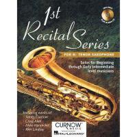 【预订】1st Recital Series for B-Flat Tenor Saxophone: Solos