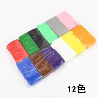 20190702004902016软陶泥12色24色36色手工泥彩色粘土模具材料雕塑儿童制作橡皮泥