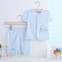 新生儿衣服宝宝夏季内衣婴儿短袖短裤套装