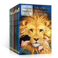 纳尼亚传奇英文原版 The Chronicles of Narnia 青少年课外读物英国魔幻小说书 C.S Lewis