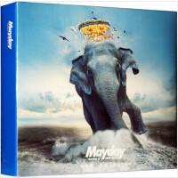 原装正版 五月天: 步步自选作品辑(巨象登陆版 2CD)音乐CD 车载CD