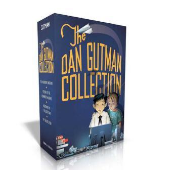 【预订】The Dan Gutman Collection: The Homework Machine; Return of the Homework Machine; Nightmare at the Book Fair; The Talent Show 预订商品,需要1-3个月发货,非质量问题不接受退换货。