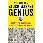 【预订】You Can Be a Stock Market Genius: Uncover the Secret