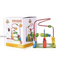 费雪 Fisher-Price 宝宝 早教玩具123岁绕珠串珠儿童玩