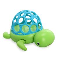 美国oball奥波洗浴小海龟婴儿浴室喷水玩具宝宝儿童洗澡戏水玩具