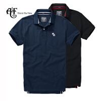 Abercrombie & Fitch 标 识款 POLO衫 春装系列