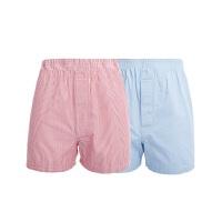 网易严选 男式梭织绅士内裤 2条装