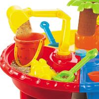 儿童沙滩玩具车套装桶宝宝玩沙挖沙漏铲子戏水玩具