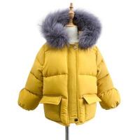 童装女童棉衣新款洋气冬装外套儿童加厚羽绒棉服宝宝短款棉袄