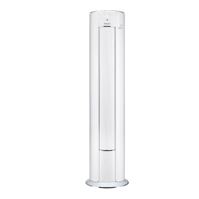 格力 i尚一级变频柜机KFR-50LW/(50555)FNhAa-A1(纯白)2P柜机家用冷暖立式空调 送加湿器 门垫 售后清洗卡