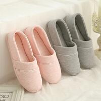 月子鞋四季保暖包跟孕妇拖鞋软底防滑产妇产后棉拖鞋可调节