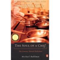 【预订】The Soul of a Chef: The Journey Toward Perfection