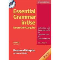 【预订】Essential Grammar in Use German Edition with Answers