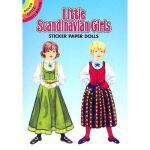 【预订】Little Scandinavian Girls Sticker Paper Dolls